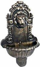 Fontaine murale Design de tête de lion Bronze