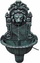 Fontaine murale Design de tête de lion