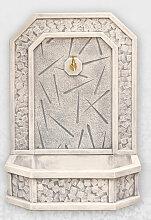Fontaine Murale Modèle Hiver 98x69x40cm. Pour le