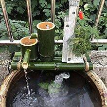 Fontaine solaire 1.8W avec panneau, pompe à eau,