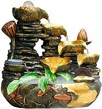 Fontaine Zen Rocaille Fontaine d'eau atomisés