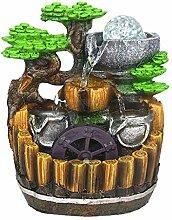Fontaines d'eau intérieure décoratives