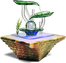 Fontaines d'eau intérieure Fontaine de table
