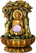 fontaines d'intérieur Buddha Fountain -