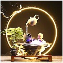 Fontaines d'intérieur Creative Pot flottant