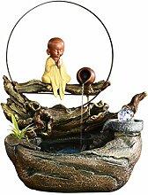 Fontaines d'intérieur Intérieur Bouddha