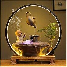 Fontaines d'intérieur Pot de suspension