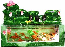 Fontaines décoratives Bureau Fontaine et Fish