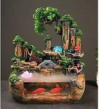 Fontaines décoratives Fontaine et transparent