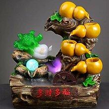Fontaines décoratives Moderne Feng Shui chanceux