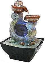Fontaines décoratives Ordinateur d'eau
