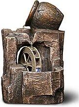 Fontaines décoratives Résine Tabletop Fontaine