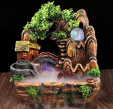 Fontaines décoratives Rocaille et eau Décoration