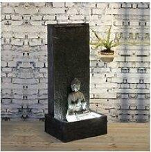 Fontaines - Grande fontaine XL Mur Bouddha - L 50