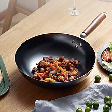 Forged Forged Wok non coquin wok chinois for