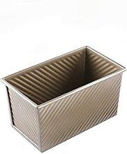 Forme de boîte rectangulaire Evazory en acier au