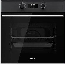 Four de cuisson à pyrolyse multifonction noir Teka