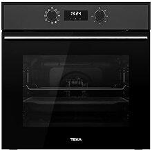 Four de cuisson à pyrolyse noir 60 cm Teka