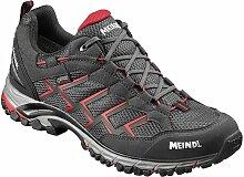 FP - Chaussure de marche 3825-01 noir/rouge Taille