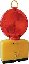 FP - nissen Feu de chantier LED Nitra rouge tête