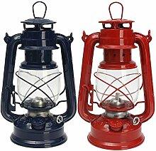 FPTB Lampe à huile vintage lanterne kérosène