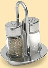 FRABOSK Sel Poivre Inox Accessoires de cuisine