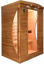 France SAUNA Sauna infrarouge Spectra 2 places