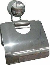Frandis 190907 Dérouleur de Papier WC Inox 14,5 x