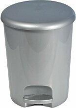 FRANDIS P350107 Poubelle 5L Ronde Plastique