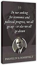Franklin D. Roosevelt Posters classiques avec