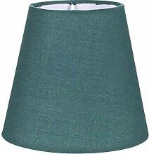 FRCOLOR Petit abat-jour en tissu pour lampe de