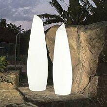 FREDO-Lampadaire d'extérieur LED RGB