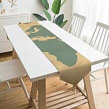 Free Brand Chemin de table 228,6 x 33 cm - Grande