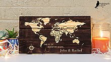 Free Brand Panneau en bois pour décoration de