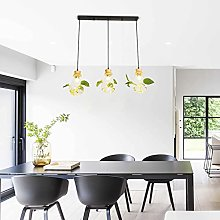 FREENN Lustre Suspension Plante à 3 Lampes