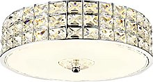 FREENN Plafonnier LED Cristal, 12W Moderne Lampe