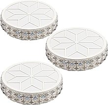 FREENN Plafonnier LED Cristal 5W Moderne Lampe de
