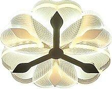 FREENN Plafonnier LED Moderne, 22W Lampe de