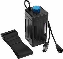 Frieed 5V Banque 6x18650 Batterie Cas