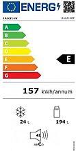 FrigeluX - Réfrigérateur Armoire R4A218BE -