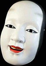 FSADGNO Halloween Masque Décoration Horreur