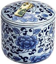 FSADGNO Pot à thé en céramique rétro Cuisine