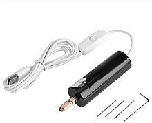 FTVOGUE Mini perceuse électrique portable - Micro