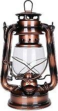 FUFRE Lampe à Pétrole Vintage, Lanterne Vintage,