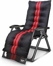FUFU Chaises longues Lounge Chair, Chaise Pliante