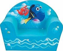 Fun House 712489 Disney Nemo ET Dory Fauteuil Club