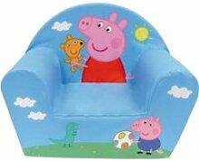 Fun House Peppa Pig fauteuil club en mousse pour