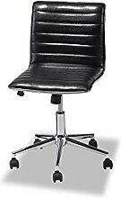 Furnhouse Jack Chaise de Bureau pivotante Pieds en