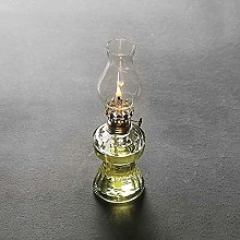 FURNITURE Lampe À Huile Rétro Nostalgie Lampe