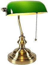 FURNITURE Lampe de Bureau Banker 's Avec